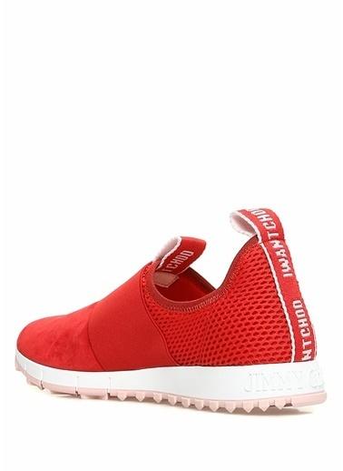 Jimmy Choo Sneakers Kırmızı